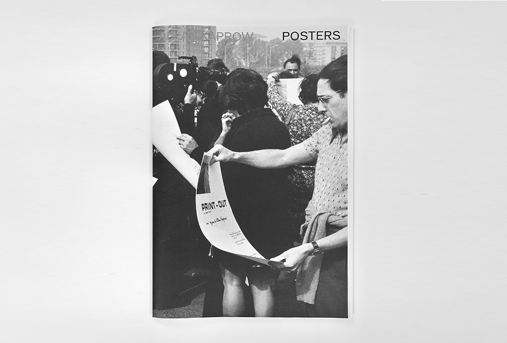 Allan Kaprow, Posters